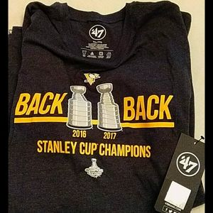 Pittsburgh Penguins XXL 2017 Stanley cup champion